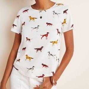 Weekend Puppy Dog Graphic Animal Tee T Shirt